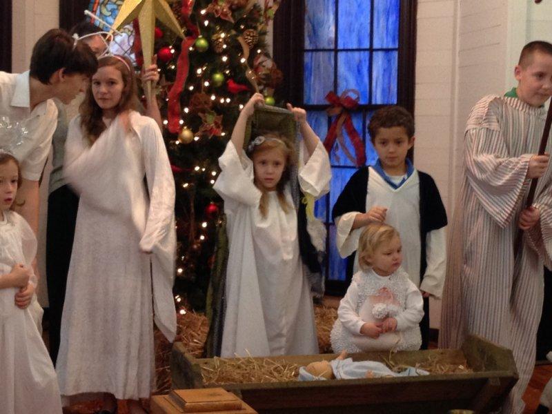 Fields Chapel » Children's Christmas Pageant 2013